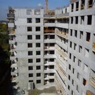 Budynek mieszkalny 10 piętrowy, os. Avia w Krakowie